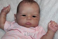 Reborn Asian baby Maylin by Olga Auer