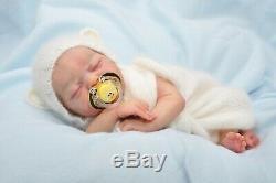 Reborn Baby Americus by Laura Lee Eagles lange ausverkauft lebensecht