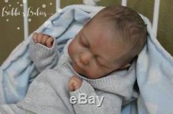 Reborn Baby Boy Raphael by Sheila Mrofka PROTOTYPE #5 Top Artist Bobbi Barfoot