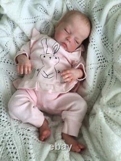 Reborn Baby Doll Delilah