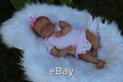 Reborn Baby Doll Girl Newborn Luxe by Cassie Brace LE
