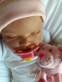 Reborn Baby Doll Girl'Tate
