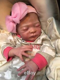 Reborn Baby Doll Lincoln (realistic newborn)