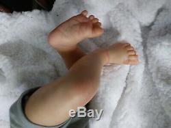 Reborn Baby Doll Realborn Dominic