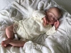 Reborn Baby Doll Remmy-Ashton, Cassie Brace