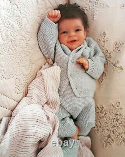 Reborn Baby Doll Sunny By Joanna Kazmierczak 1283/1550