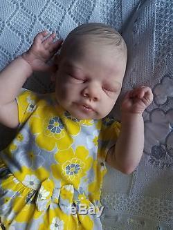 Reborn Baby Girl Ellis By Tina Kewy Top Artist Olga