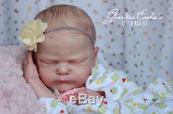 Reborn Baby Girl Genevieve Sculpted by Cassie Brace