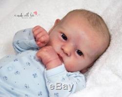 Reborn Baby Grayson by Bonnie Brown von Lena Dahl neu und unbespielt