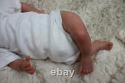 Reborn Baby Heavy Chunky Boy Doll Dalton, Full Limbs, Artist 9yrs Sunbeambabies