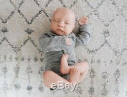 Reborn Baby Levi by Bonnie Brown