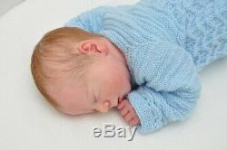 Reborn Baby PROTOTYPE Chase von LEHNA DAHL neu & unbespielt