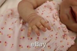 Reborn Baby Prototype April by Joanna Kazmierczak made by Marina Martinatiene