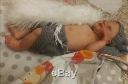 Reborn Baby REALBORN Franklin, sculpt by Elisa Marx