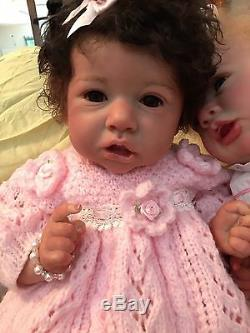 Reborn Baby Saskia Superb Quality A Must Have L@@K