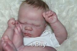 Reborn BabyRealborn Lavender SleepingProfessionalRealistic as Ever