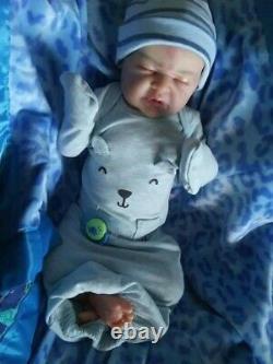 Reborn Beautiful SUPRISE Baby