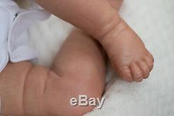 Reborn Big Heavy Toddler Doll Baby Libby By Marie At Sunbeambabies. Last One