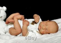 Reborn Collectable Baby doll art Newborn Artborn Levi Fake Infant