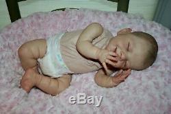 Reborn Doll April by Joanna Kazmierczak Ltd. Ed. Mint Condition