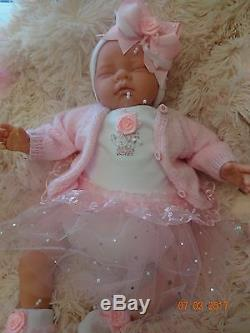 Reborn Doll Fake Baby Newborn Life Like Girl Child Friendly