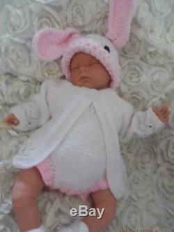 Reborn Doll Lydia Newborn Life Like Baby Girl Child Friendly