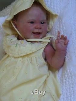 Reborn Doll MAIZIE By Andrea Arcello