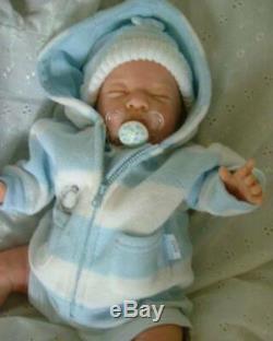 Reborn Doll Newborn Baby Boy Life Like Friendly Now A Play Doll