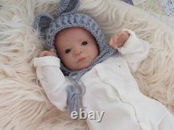 Reborn Doll Realborn Christopher Awake, 18, 3 Lbs. 12 Oz