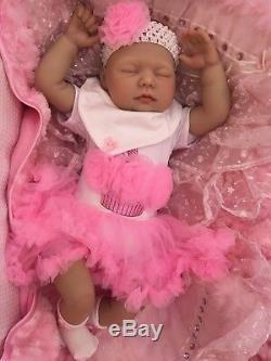Reborn Dolls Cheap Baby Girl Realistic Birthday Princess ...
