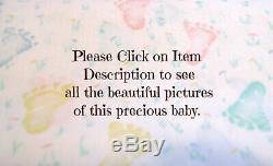 Reborn Ethnic AA Biracial SOLD OUT Ltd Ed Sue Sue by Natali Blick BIG BABY