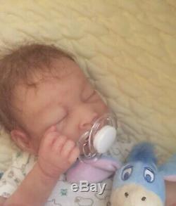 Reborn Full Body Silicone Baby Boy Boo Boo