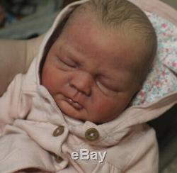 Reborn Ivy Realistic Sleeping Newborn Cuddle Baby By Randi Perry
