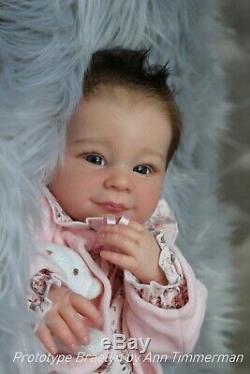 Reborn Prototype doll baby Braelyn by Ann Timmerman