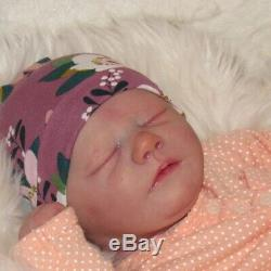 Reborn Realborn Brooklyn Asleep