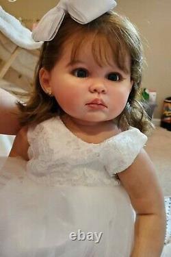 Reborn Toddler Julietta by Ping Lau