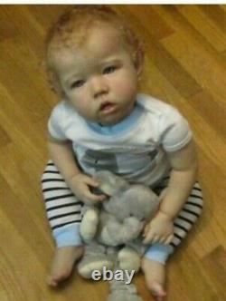 Reborn Toddler Liam By Bonnie Brown