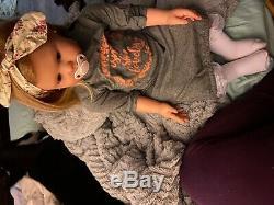 Reborn Toddler by Conny Burke