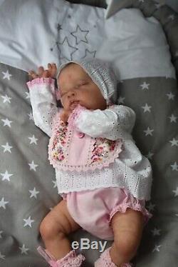 Reborn baby Brynne von Kyla Janell Prototype