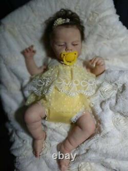 Reborn baby Loulou by Joanna Kazmierczak THIS KIT IS SOLD OUT