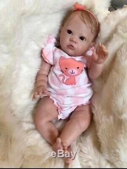 Reborn baby SHARLAMAE by Bonnie Brown 3 DAY SALE