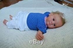 Reborn baby Yael Gudrun Legler