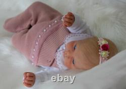 Reborn baby doll Cristal by Bountiful baby (Prompt delivery)
