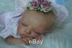 Reborn baby doll Rosalie(Olga Auer)Nataliya Konovalova