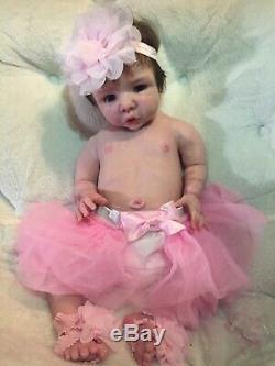 Reborn baby dolls full body silicone used