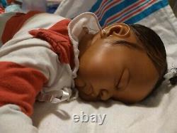 Reborn baby dolls used