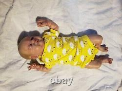 Reborn doll Americus LLE Laura Lee Eagles Limited Edition kit