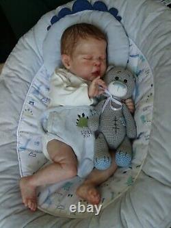 Reborn doll Josephine by Cassie Brace