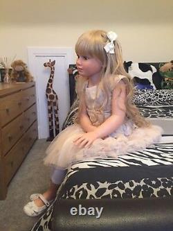 Reborn toddler Angelica /Gabrielle by reva Custom Order
