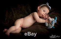 SILICONE Reborn Baby Cosette #3 PRE-SALE- Small Wonders by Kyla SWK Reborn